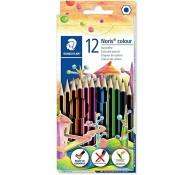 Цветные карандаши 12 цветов Стидтлер