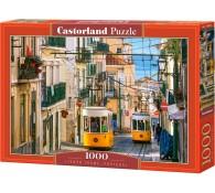 Лиссабонские трамваи Португалия