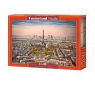 Городской пейзаж Парижа