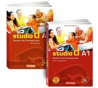Studio d A1 Kurs- und Ubungsbuch + Audio CD