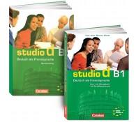 Studio d B1 Kurs- und Ubungsbuch + Sprachtraining