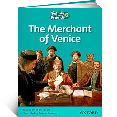 Family and Friends 6. Reader The Merchant of Venice