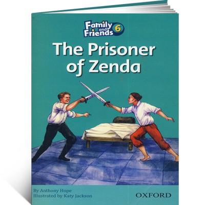 Family and Friends Readers 6. Prisoner of Zenda