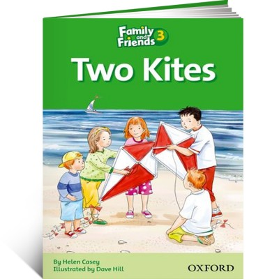 Family and Friends Readers 3. Two Kites
