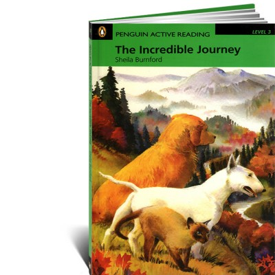 The Incredible Journey + CD