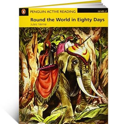 Round the world in 80 days + CD