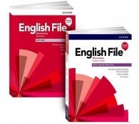 English File elementary (fourth edition)(book + workbook+СD)
