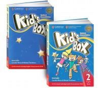 Kid's Box 2 (book + workbook+СD)
