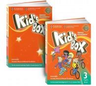 Kid's Box 3(book + workbook+СD)