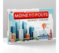 Экономическая игра MONEY POLYS. Бизнес-мания