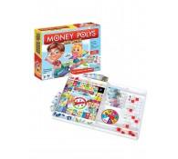 Настольная экономическая игра MONEY POLYS. Семейный бюджет