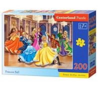 Пазл 200. Бал принцесс
