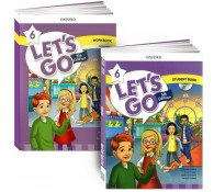 Let's Go 6 (book + workbook+СD) (5th Edition)