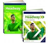 Headway Beginner (5th) (book + workbook+СD)