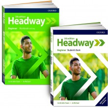 Headway Beginner (5th) (book + workbook+СD)