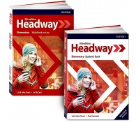 Headway Elementary (5th ed) (book + workbook+СD)