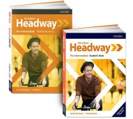 Headway Pre-Intermediate (5th) (book + workbook+СD)