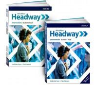 Headway Intermediate (5th) (book + workbook+СD) + Culture and Literature Companion