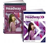 Headway Upper-Intermediate (5th) (book + workbook+СD)