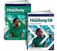 Headway Advanced (5th) (book + workbook+СD)