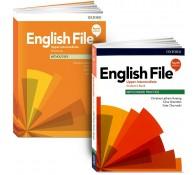 English File Upper-Intermediate (4th)(book + workbook+СD)
