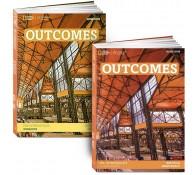 Outcomes: Pre Intermediate (book + workbook+СD)