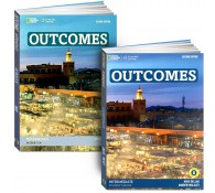 Outcomes: Intermediate  (book + workbook+СD)