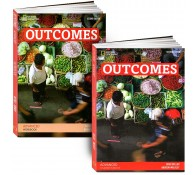 Outcomes: Advanced  (book + workbook+СD)