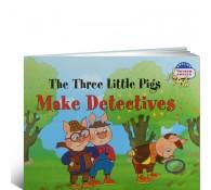 Три поросенка становятся детективами