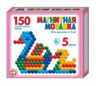 Мозаика магнитная. 150 элементов(без доски)