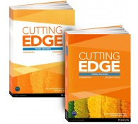 Cutting Edge 3rd Edition Intermediate Students Book and DVD Pack