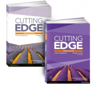 Cutting Edge 3rd Edition Upper Intermediate Students Book and DVD Pack