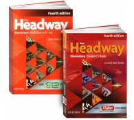 New Headway Elementary. A1-A2 (book + workbook+СD)
