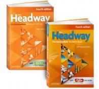 New Headway. Pre-Intermediate A2 - B1 (book + workbook+СD)