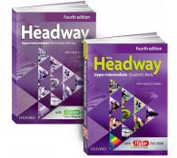 New Headway. Upper-Intermediate B2 (book + workbook+СD)