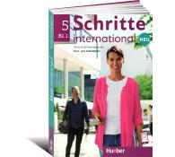 Schritte International neu : Kurs- und Arbeitsbuch B1.1 mit CD zum Arbeitsbuch