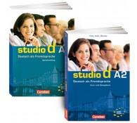 Studio A2 : Deutsch als Fremdsprache, Sprachtraining