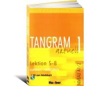 Tangram Aktuell : Kurs - Und Arbeitsbuch 1 - Lektion 5-8 MIT CD Zum Arbeitsbuch