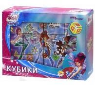 Кубики Winx