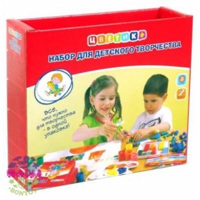 Набор для детского творчества ЦВЕТИК