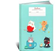 Дневник для начальных классов Игривые котята