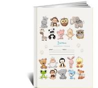 Дневник для начальных классов Очаровательные зверюшки