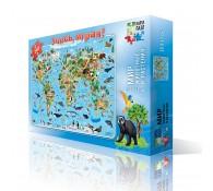 Мир животные и растения 260 элементов