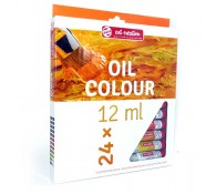 Набор маслянных красок ARTCREATION 24 тубы по 12мл, картонная уп-ка(ART)