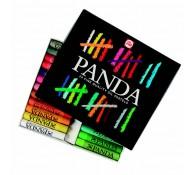 Набор масляных пастелей Panda 24 цветов