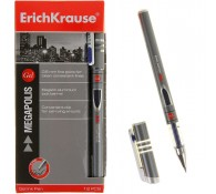 კალამი ბურთულიანი  Erich Krause MEGAPOLIS GEL 0.5მმ, EK 92