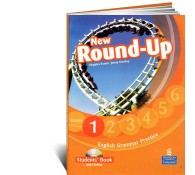 New Round Up 1 Students Book + CD