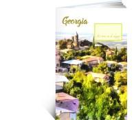 Старый город. Грузия. Блокнот