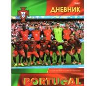 Дневник 1-11класс сборная Португали