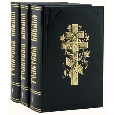 Толковая Библия (комплект из 3 книг)